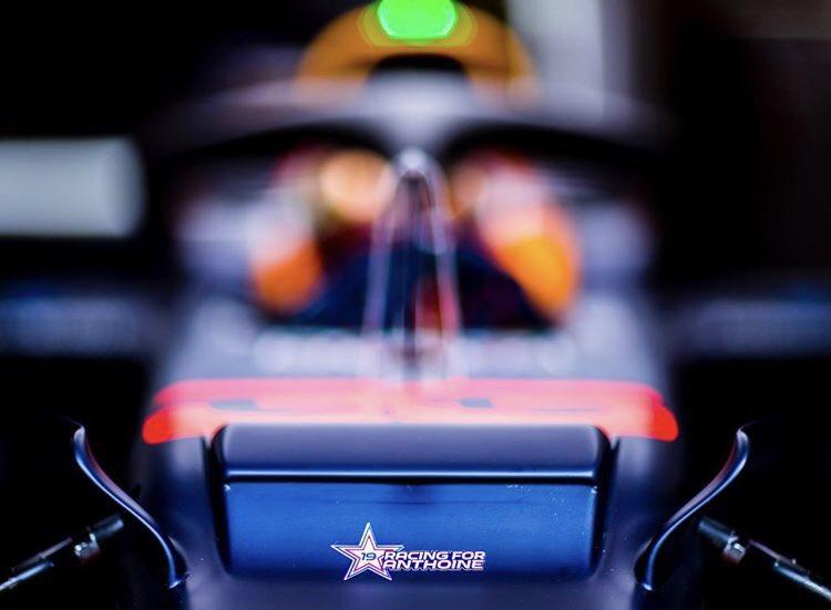 ❤️🙏🏼  #F1 #BelgianGP #BelgianGrandPrix #RaceForAnthoine #MightyMax