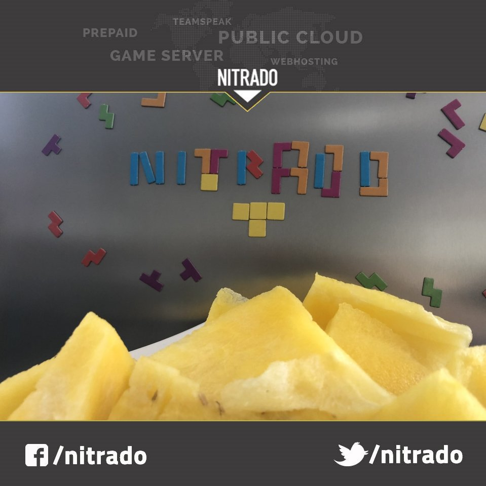 Nitrado (@nitrado) | Twitter