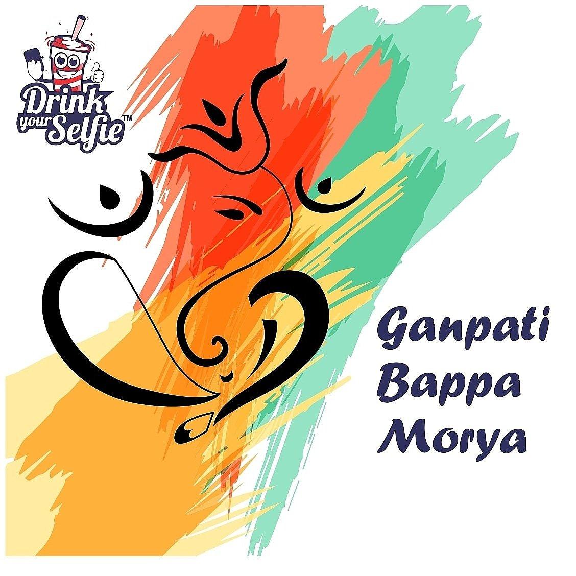 @DrinkYourSelfie pray that Ganesha bestows you with happiness, wisdom, good health and prosperity! #DrinkYourSelfie #GaneshChaturthi2019 #coffeeculture #coffee #foodie #foodphotographer #foodphotography #festiveseason #indianwear #indianfashion #ganesha #ichalkaranji #fistival