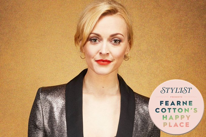 """September 3:Happy 38th birthday to television and radio presenter,Fearne Cotton(\""""Xtra Factor\"""")"""