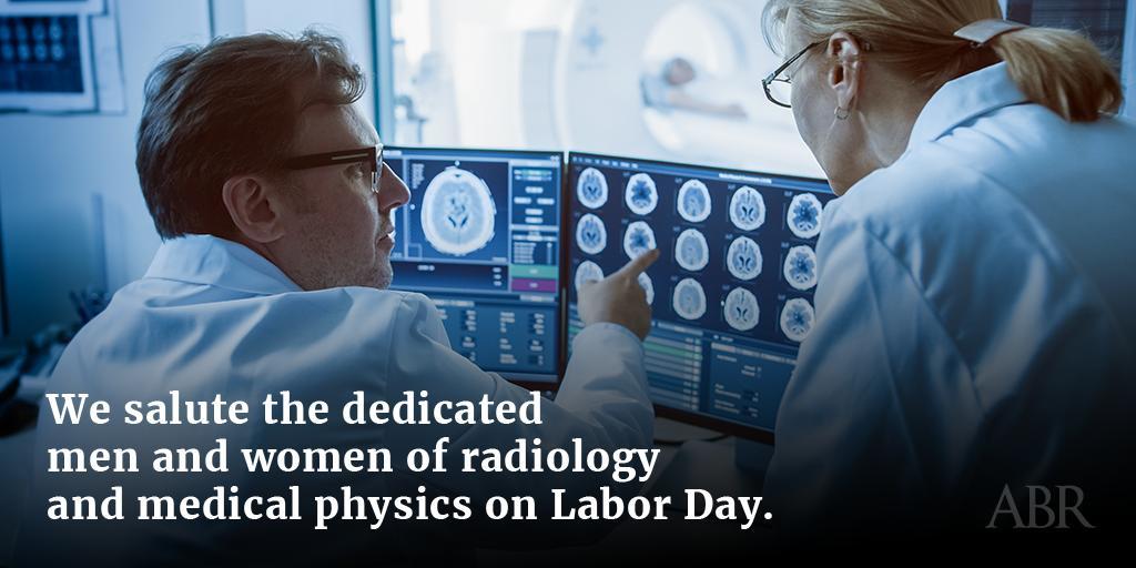 American Board of Radiology (@ABR_Radiology) | Twitter