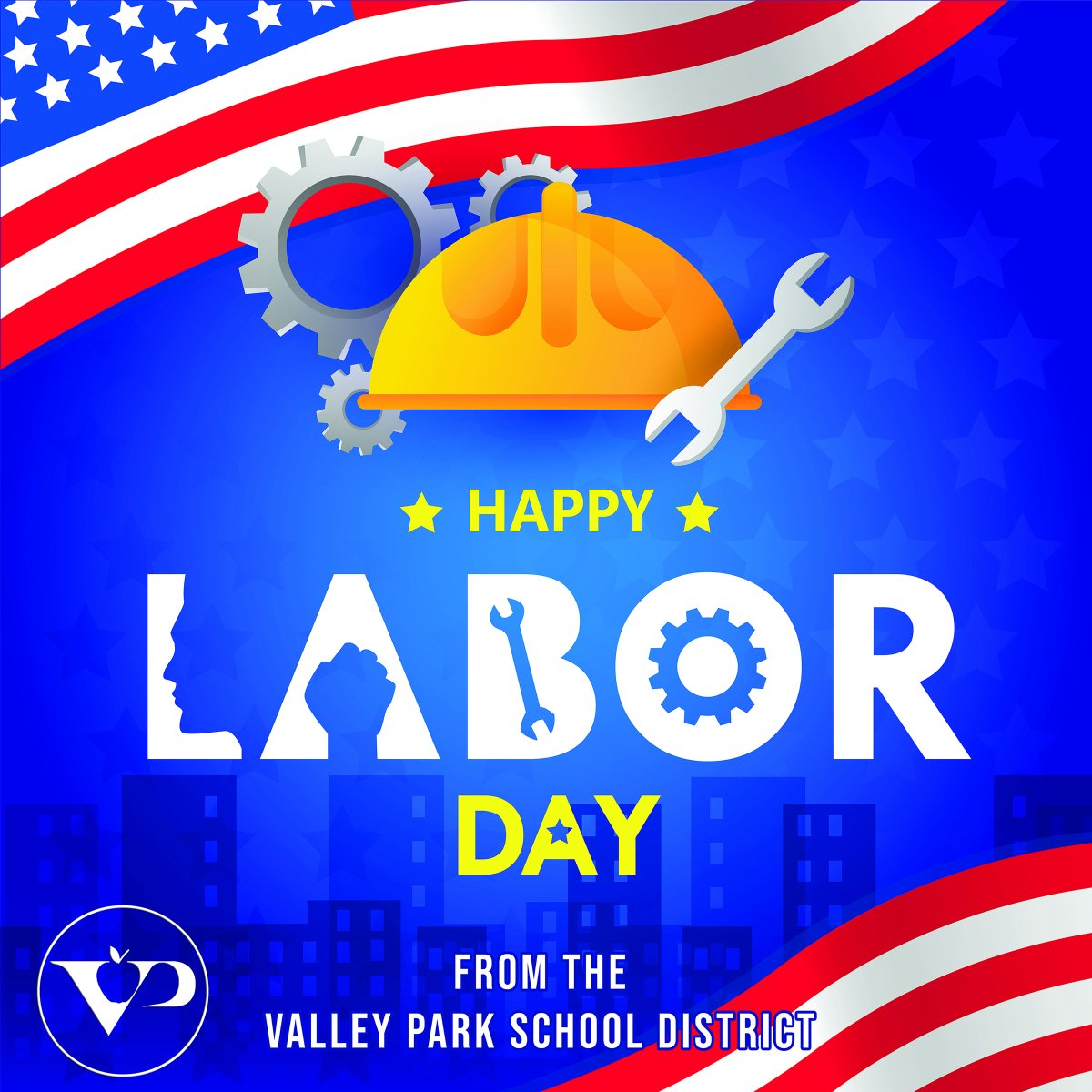 There is no substitute for hard work! Happy Labor Day to our Valley Park Community. #VPpride #ValleyParkSD