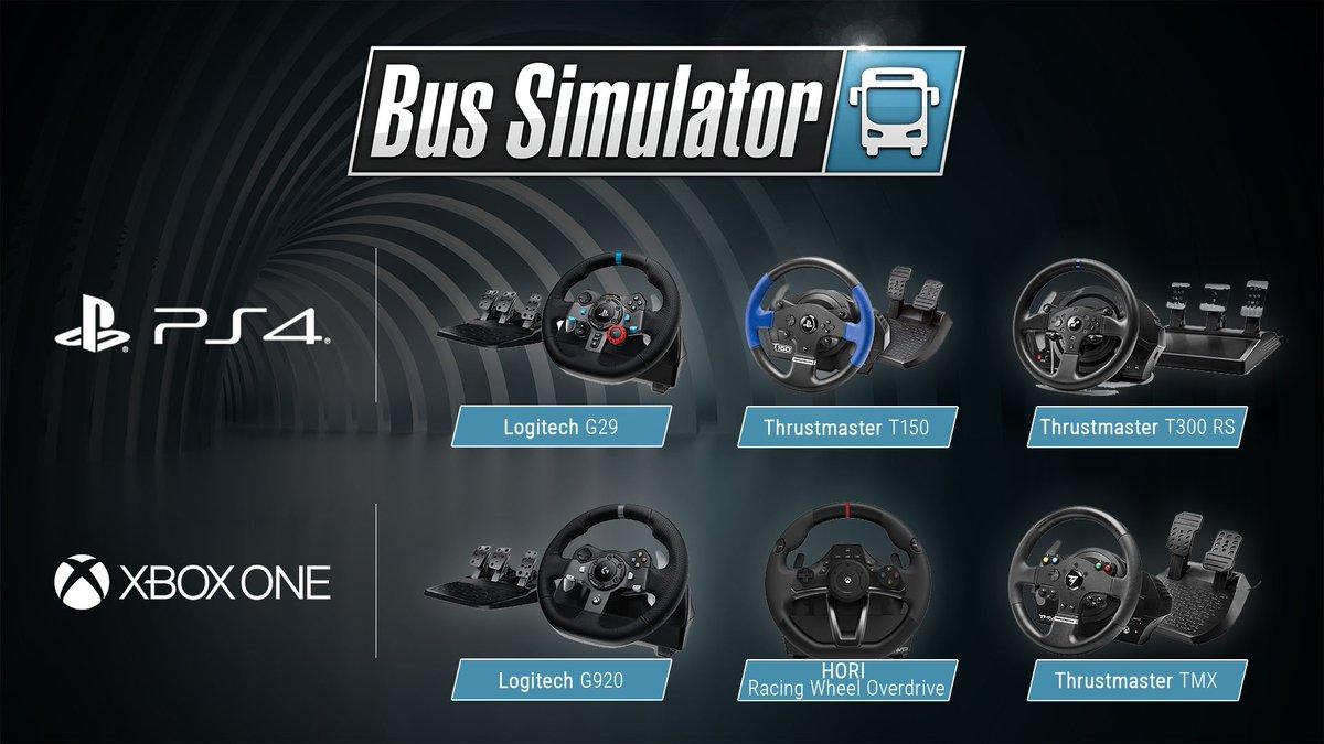 Bus Simulator on Twitter:
