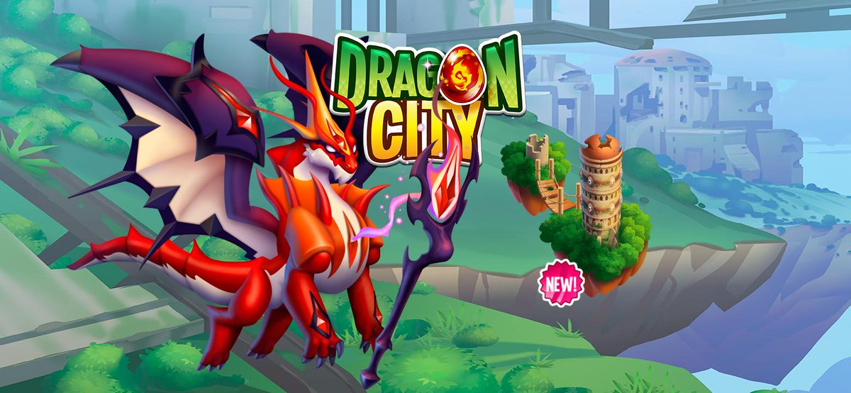 dragoncity hashtag on Twitter