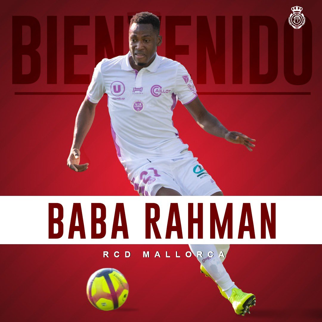 Official: Baba Rahman joins Mallorca on loan from Chelsea