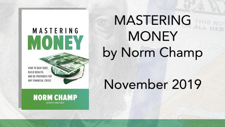 The news is out about Mastering Money! Read the full press release here 👇  . . #MondayMotivation #MindfulMonday #Business #Businesslife #Businesstips #MoneyManagement #Economy #FinanceCoach #FinanceTips #MasteringMoney #BeatDebt #BuildWealth #NewRelease