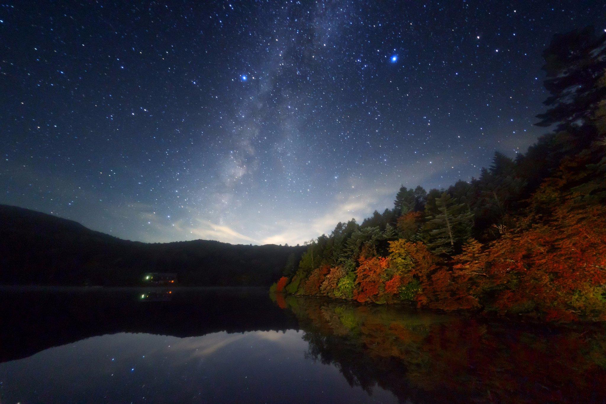 Про андрюху, картинки со звездным небом осень