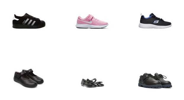Okul yolundaki en rahat adımlar için zengin ayakkabı seçenekleri Boyner'de