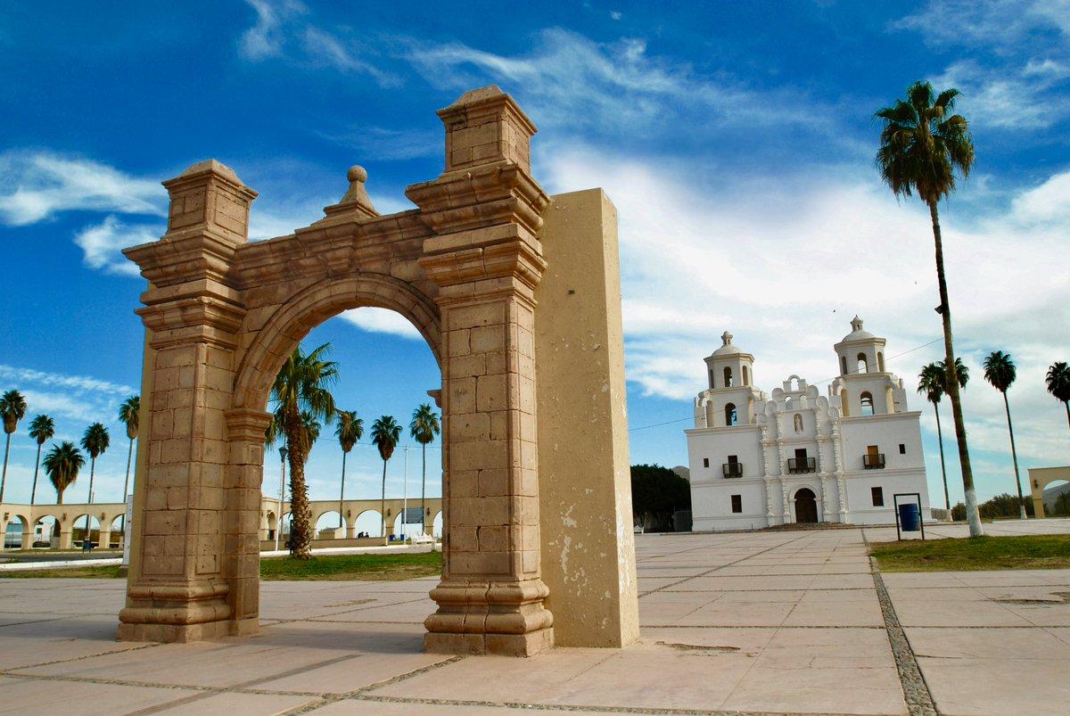 Caborca es otra parada en la Ruta de las Misiones en Sonora.