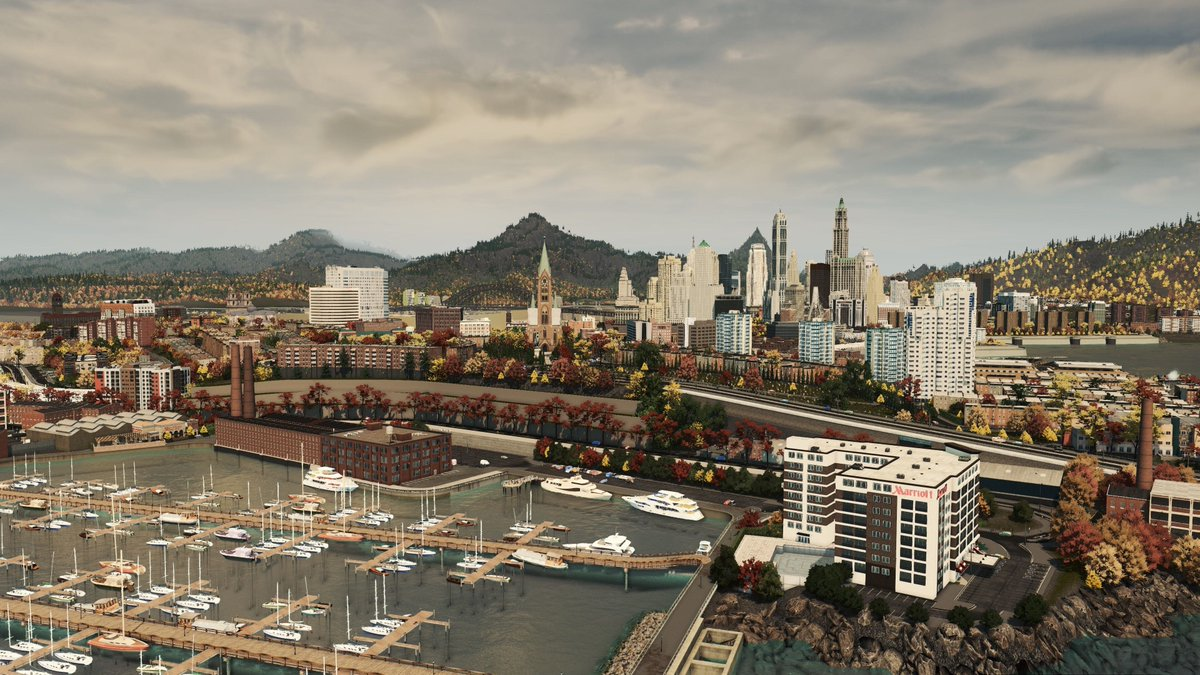 Cities Skylines Campus (@Cities_PDX) | Twitter