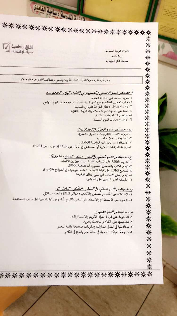 ابتدائية آفاق العزيزية بنات On Twitter قدمت المرشدة الطلابية أميرة الزهراني دورة بعنوان خصائص النمو للمرحلة الابتدائية الصفوف الأولية لأمهات الطالبات ضمن فعاليات الأسبوع التمهيدي افاق العزيزية Https T Co Q32cq5tcv0