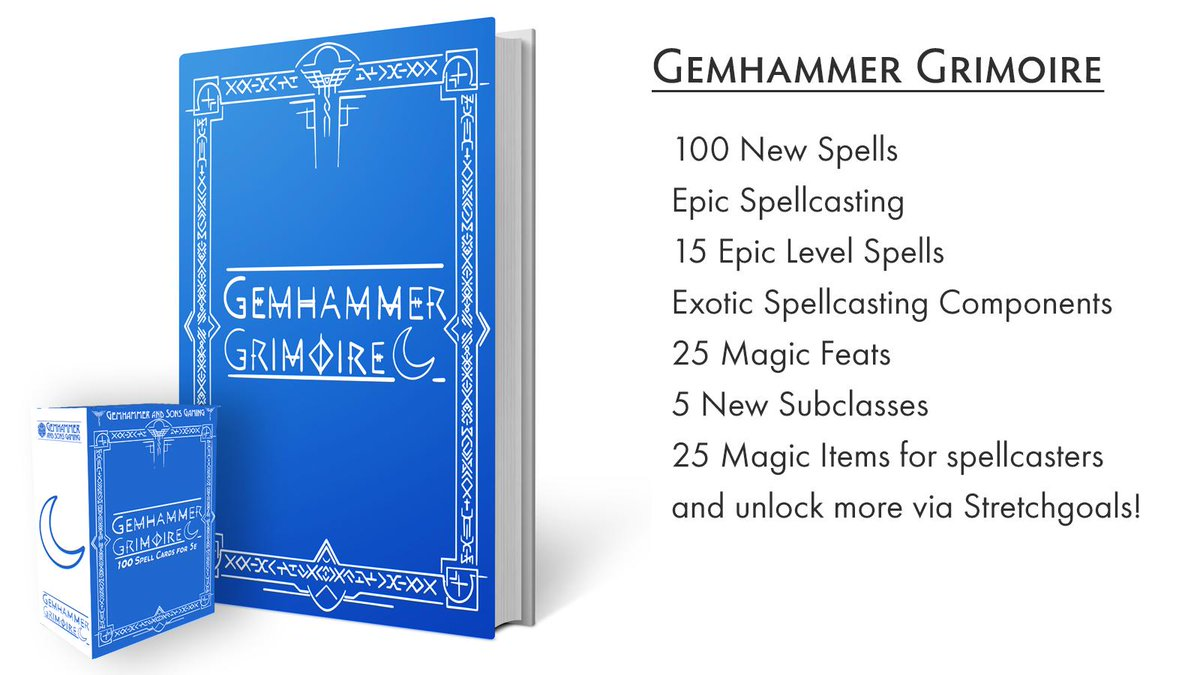 The Spellcasters Grimoire