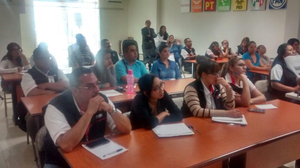 Ine Michoacán On Twitter En Las Instalaciones De La 08