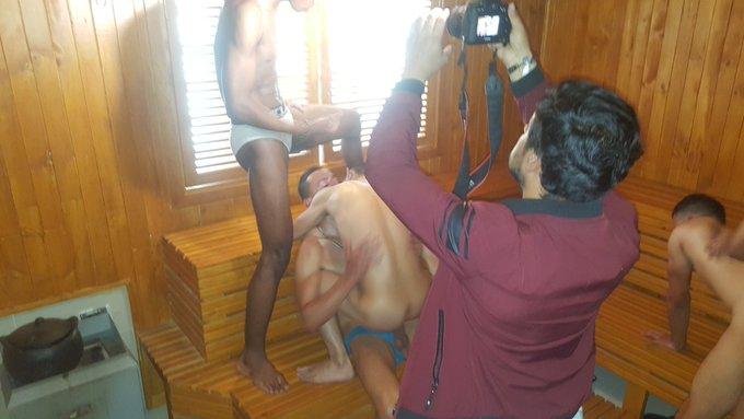 grabación porno colombiana