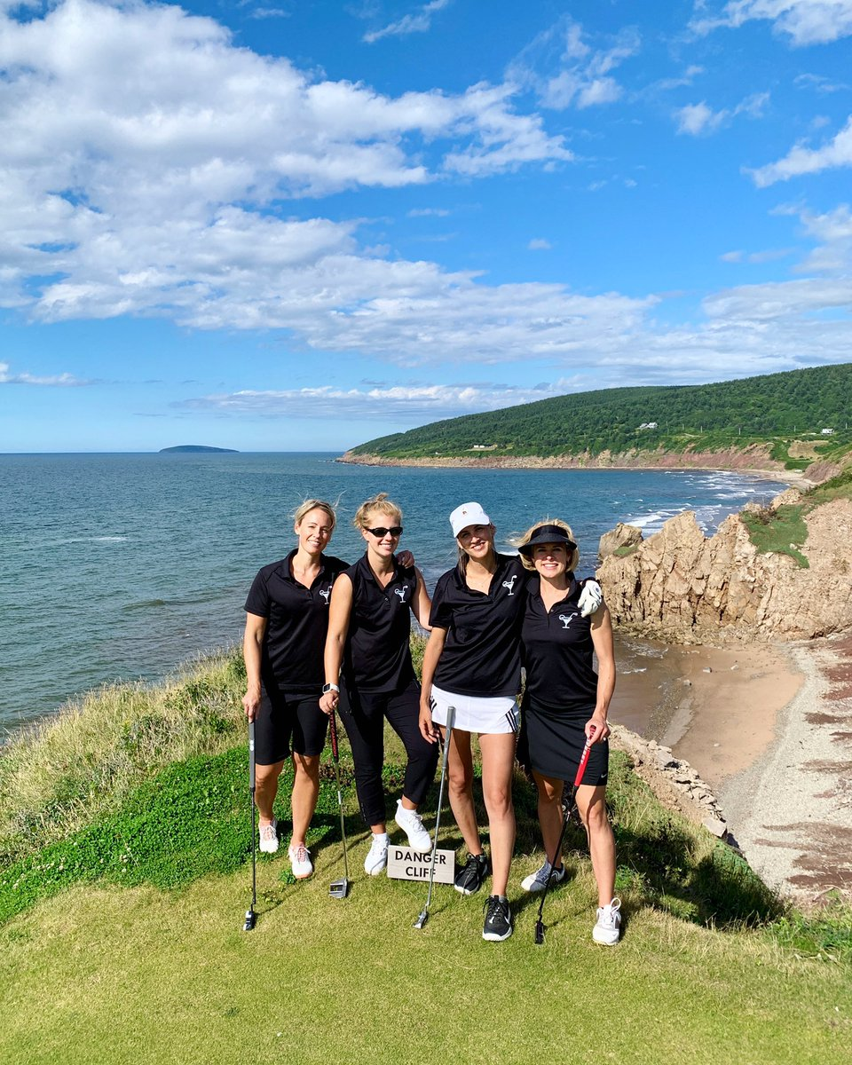 If you're thinking of going just stop thinking and DO IT. @cabotlinks is spectacular! #gripitandsipit will never be the same after that trip.🏌️‍♀️🏌️‍♀️🏌️‍♀️🏌🏻‍♀️