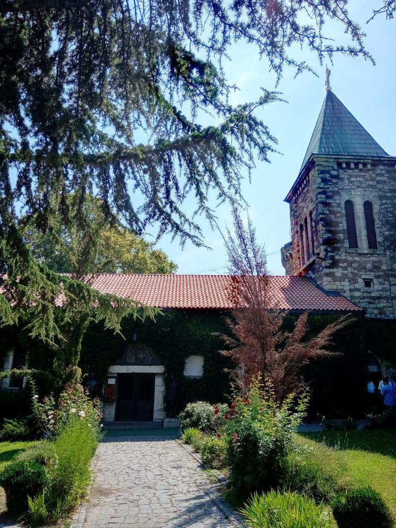 At Ruzica Church in #Belgarde one of the oldest one in the city!  #travel #serbia #adventure https://t.co/tBGix7EI0o