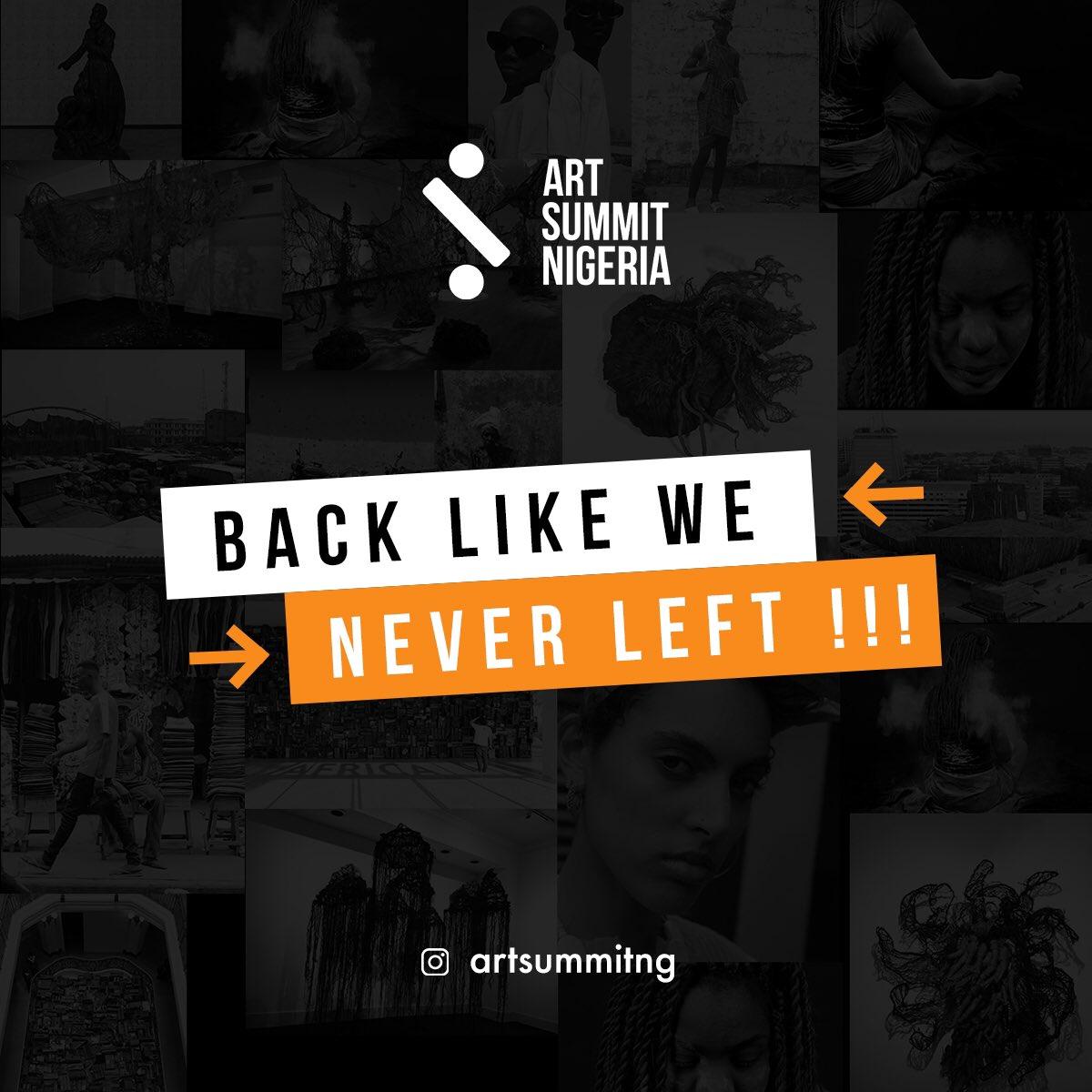 Image result for Art Summit Nigeria 2019