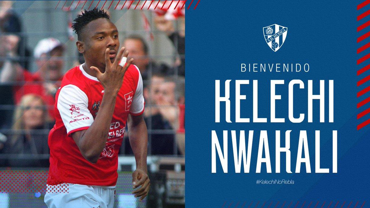 Kelechi Nwakali