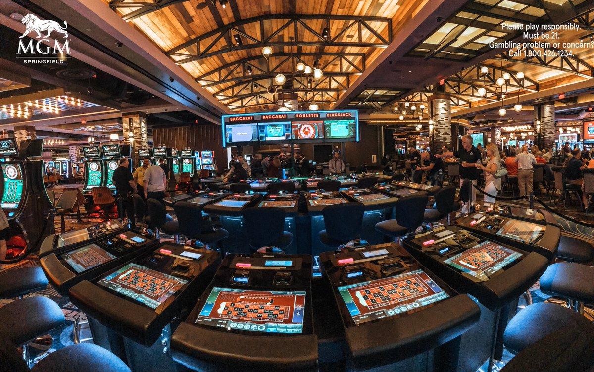 в спрингфилде казино как играть в