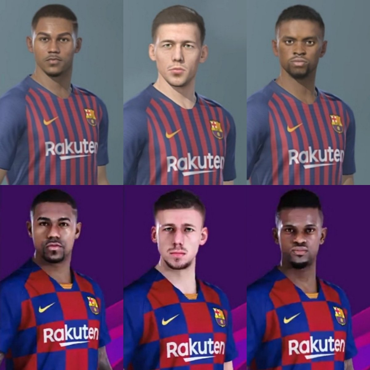 pes2019 hashtag on Twitter