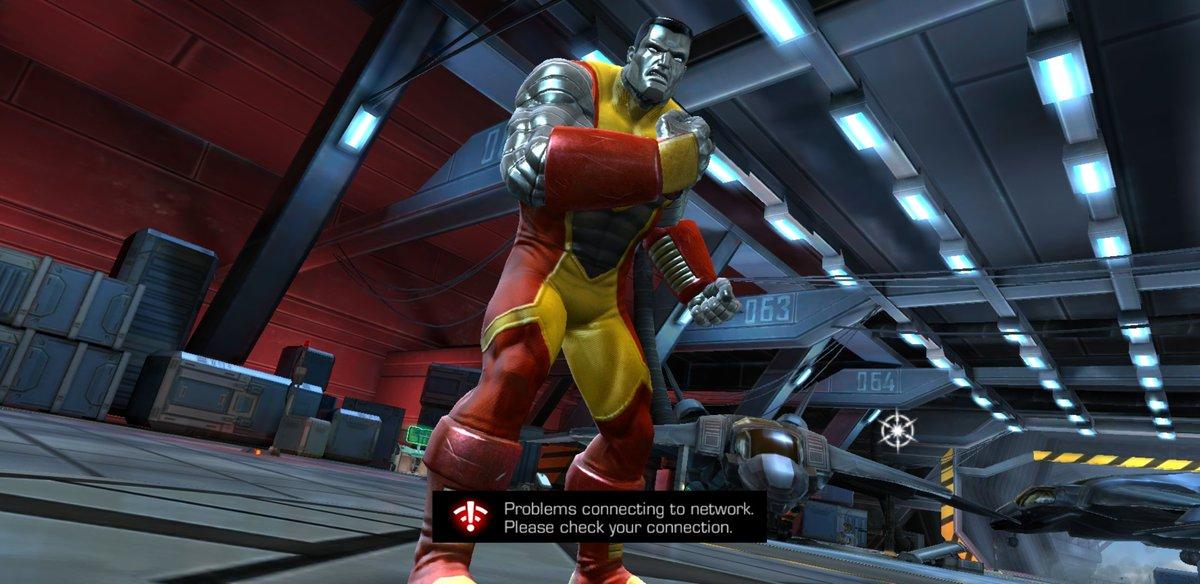 Marvel Contest of Champions Servers Down? Service Status