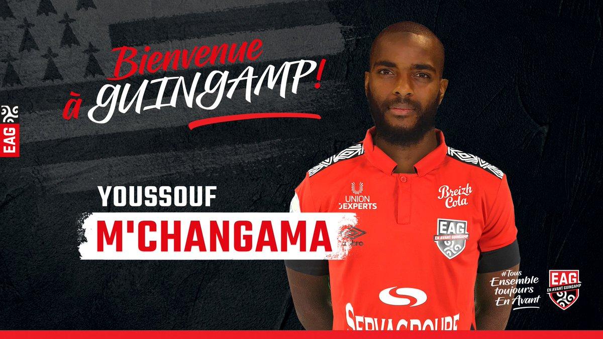 Youssouf M'Changama