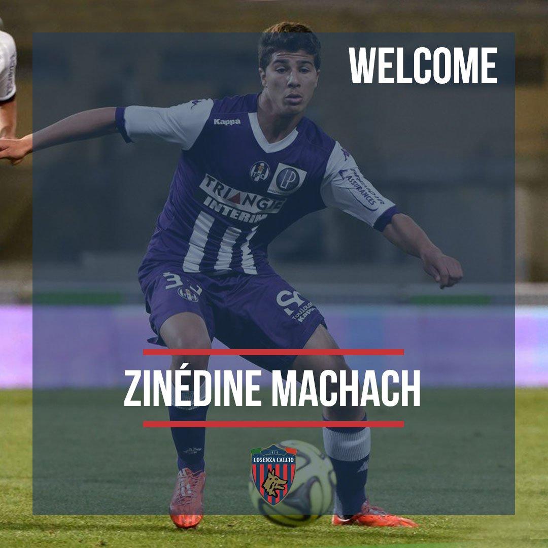 Zinedine Machach