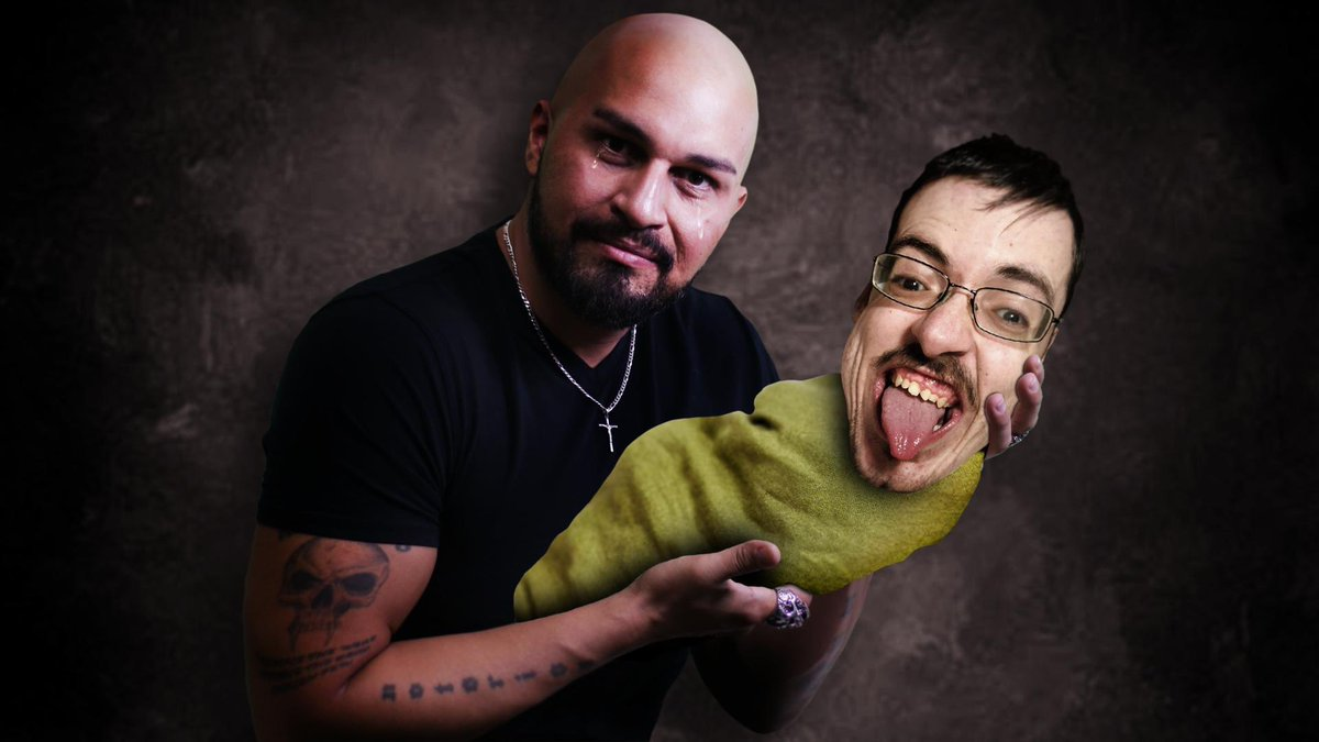 Ricky Berwick On Twitter My New Daddy At Thelordvega Is Great