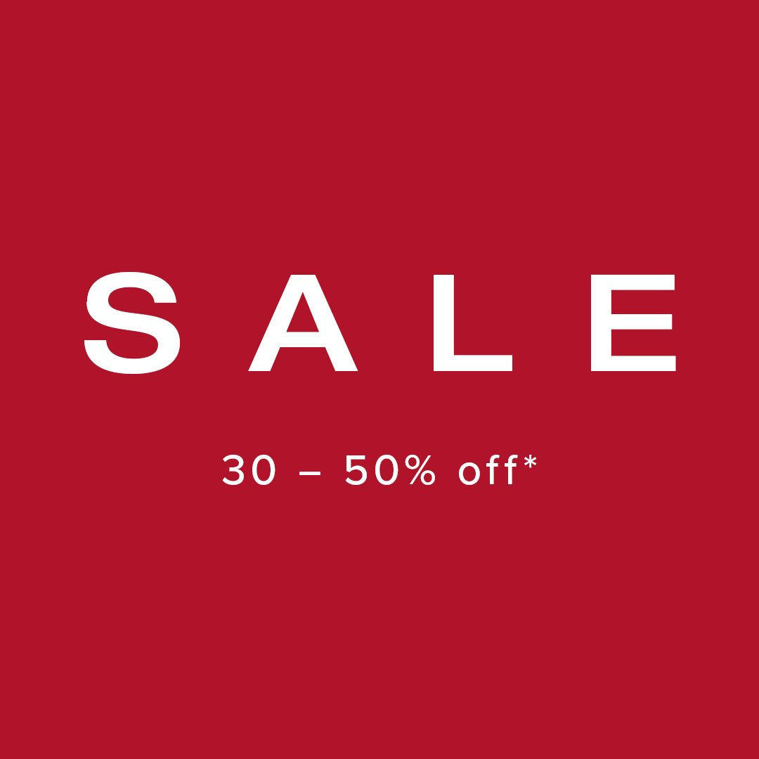 MID SEASON SALE: ON NOW! ☀️ Save 30-50% on tees, dresses, jumpers, and more.  Shop Sale > https://t.co/fr4Xn6M5My  *Selected styles and colours listed. Prices as marked. Subject to terms and conditions. https://t.co/ih34mYVU5z