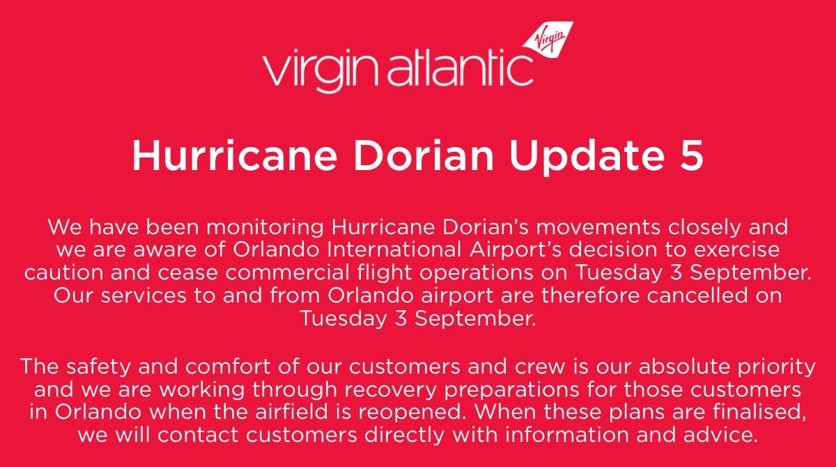 Virgin Atlantic (@VirginAtlantic) | Twitter