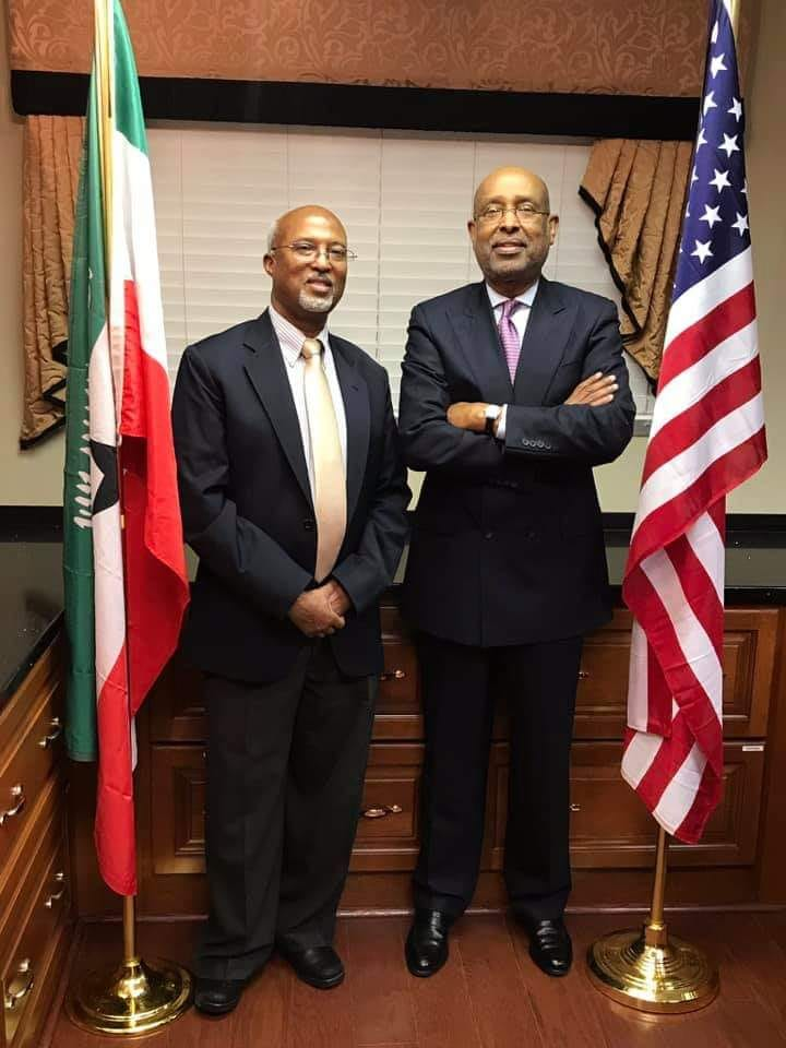 Self explaining image: inclusiveness of #Somaliland, proud and patriotic citizens