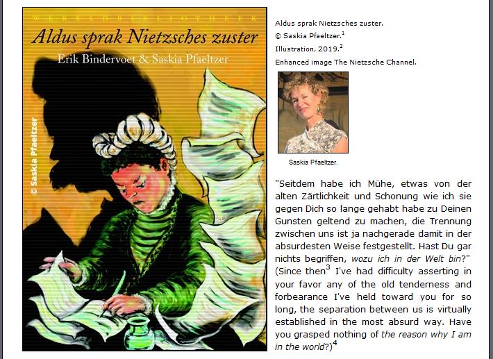 The Nietzsche Channel On Twitter Aldus Sprak Nietzsches