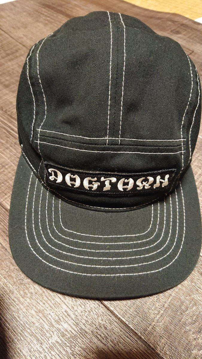 メルカリでドッグタウンのキャップを買いました #ドッグタウン #dogtown #キャップ #メルカリpic.twitter.com/fdzMy42mal