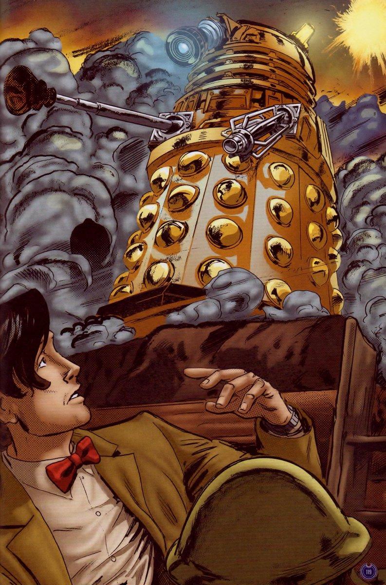Doctor Who Comic Art (@DWComicArt)   Twitter