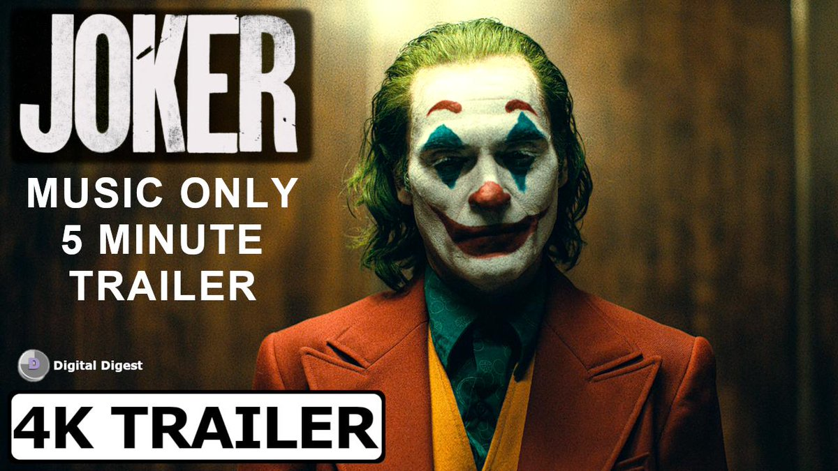 Just Uploaded The Music Only 5 Minute Trailer Includes