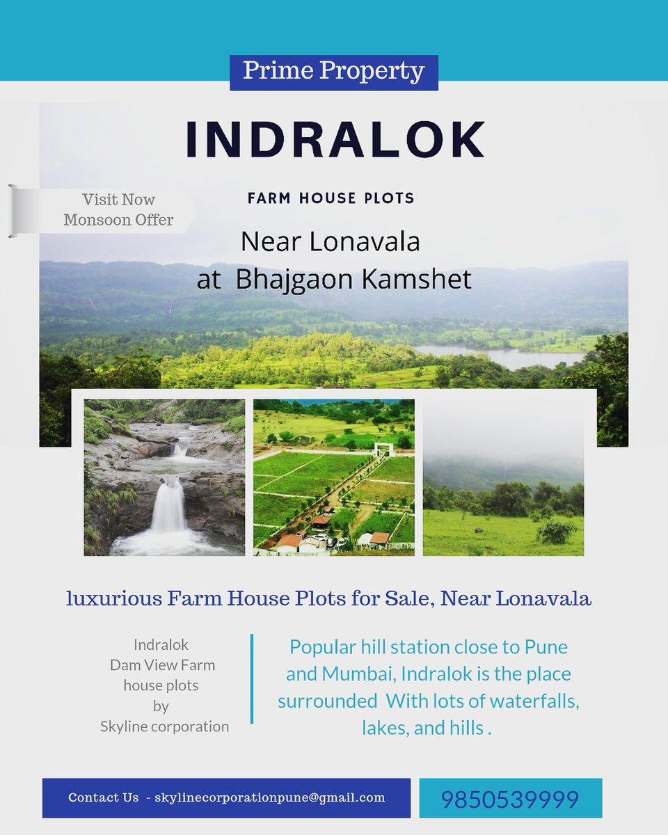 Indralok Farmhouse Plots Skylinecorpo Twitter