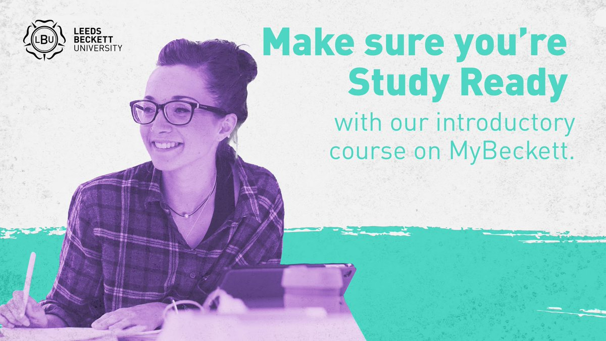 Leeds Beckett Library On Twitter Are You Study Ready Equip Yourself With The Skills To Manage Your Uni Workload And Learn What To Expect From Your Assignments Go To Https T Co Bebjnzcax9 And Click