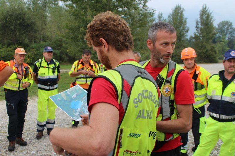 Recuperati alpinisti spagnoli sulla Cima Ovest di�...