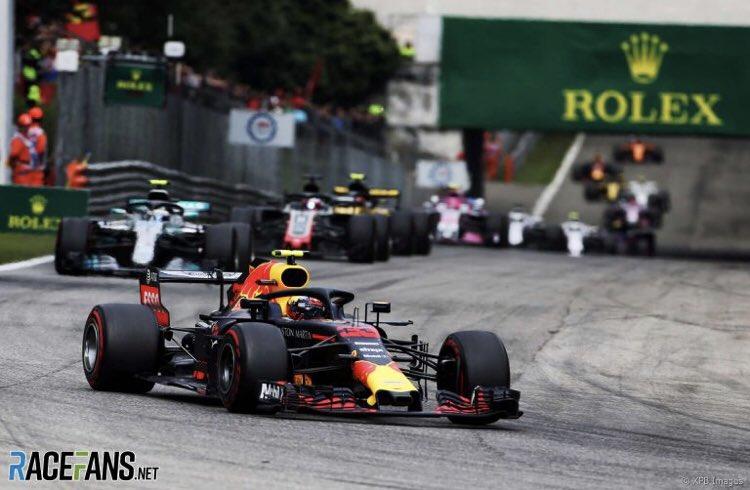 Max Verstappen.🇳🇱  Monza.🇮🇹  2018.🔙  #MaxVerstappen #F1 #ItalianGP #Monza #Throwback #MightyMax