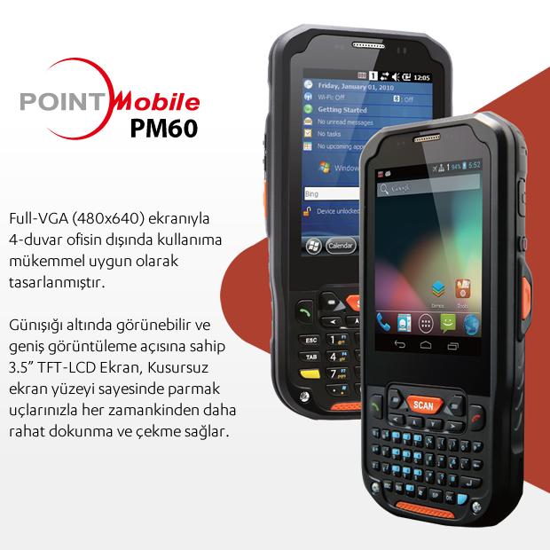 #PointMobile #PM60 #ElTerminali, satış personelleri ofiste kullanabildiği gibi aynı özellikleri sahada da kullanma imkanı veriyor. http://www.depart.com.tr/el-…/point-mobile-pm60-el-terminalipic.twitter.com/KhS3crAErA