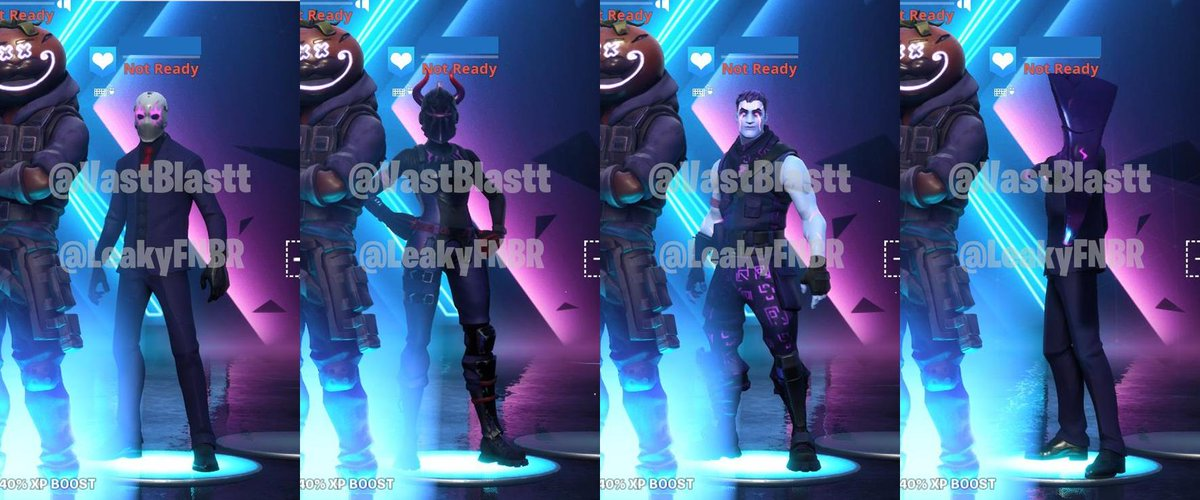 Shiinabr Fortnite Leaks On Twitter Leaked Images Of The