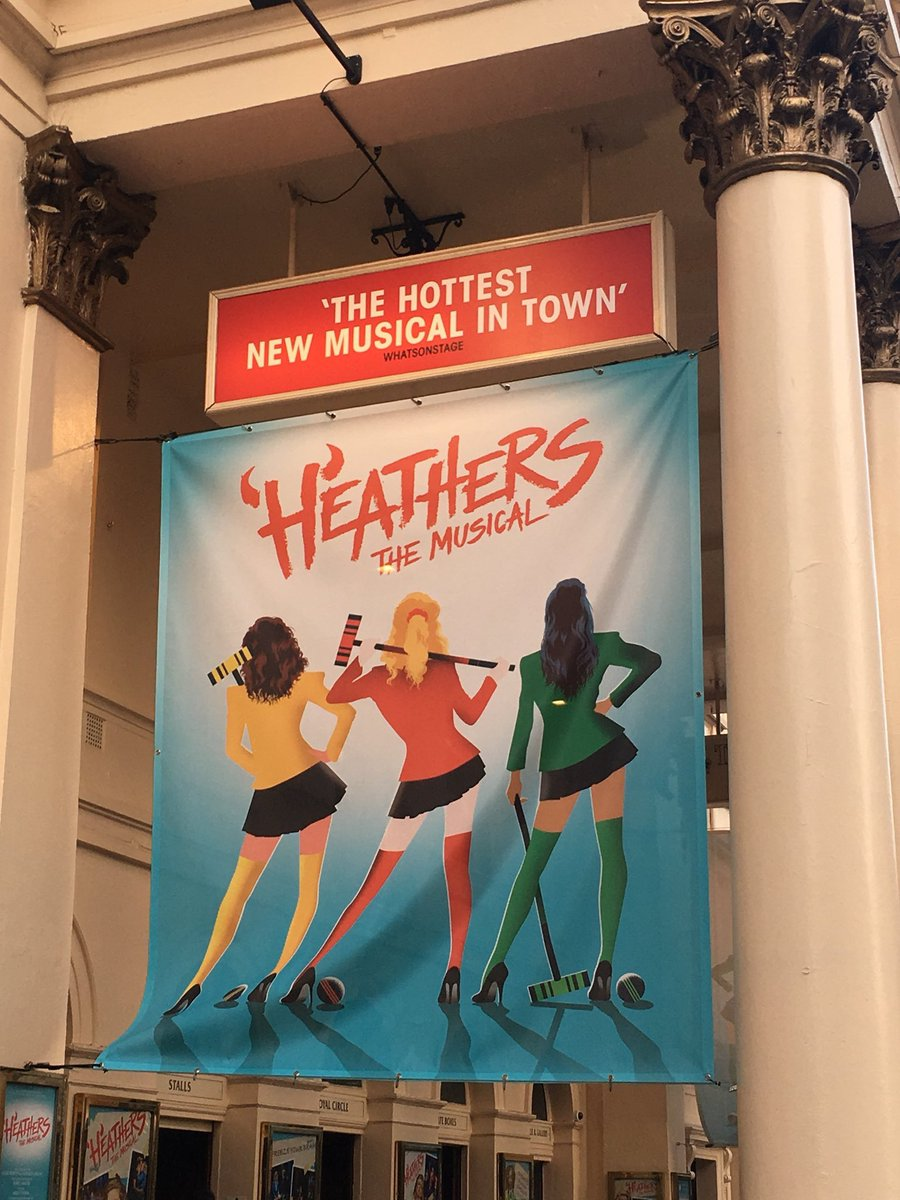 Heathers the Musical (@HeathersMusical) | Twitter
