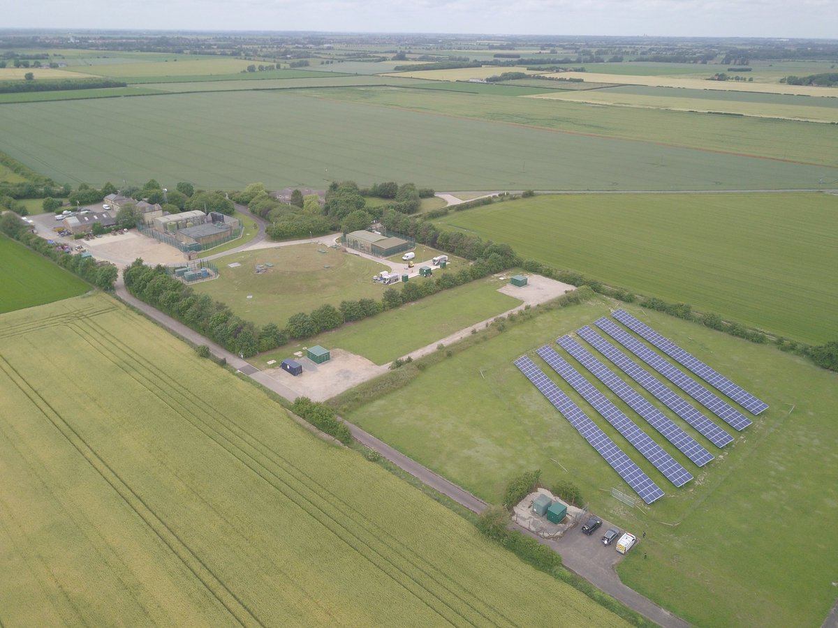 test Twitter Media - The 250kWp solar array at @AnglianWater Isleham WTW is helping to power the water treatment process, meeting up to 19% of the sites energy consumption.   Designed and built by @HBS__Group as part of the 30MWp solar PPA programme in partnership with Anglian Water. https://t.co/rdYaWyY2U7