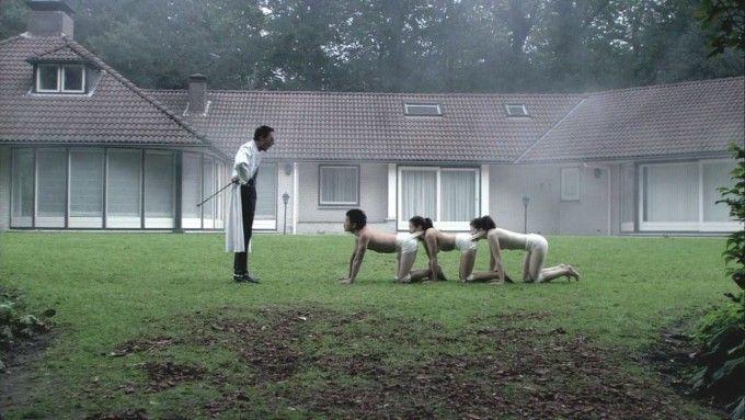 Human Centipede Poop