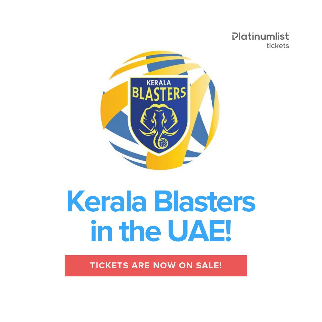 Kerala Blasters are playing in the UAE! ✨ Tickets are now available online! Book now: bit.ly/19-KeralaBlast…