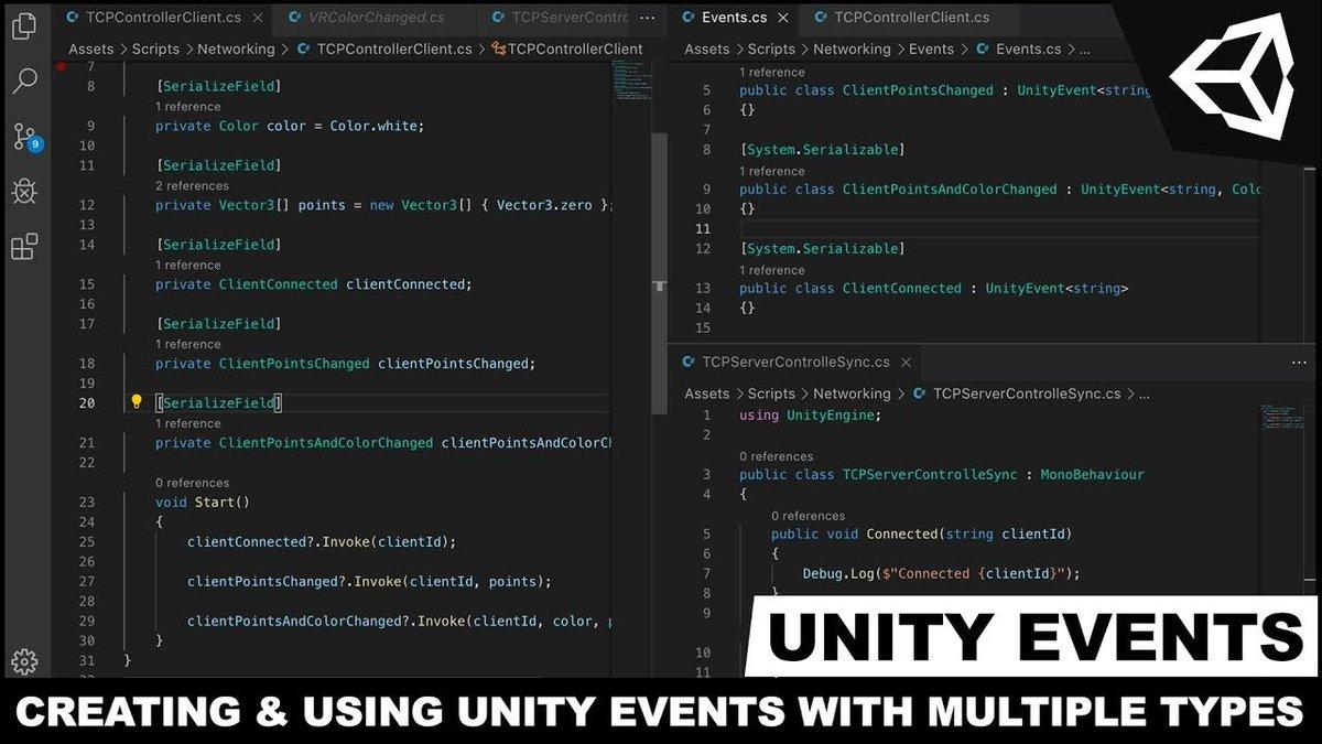 unitytips hashtag on Twitter