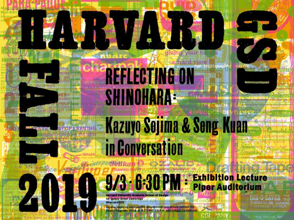 Harvard GSD on Twitter: