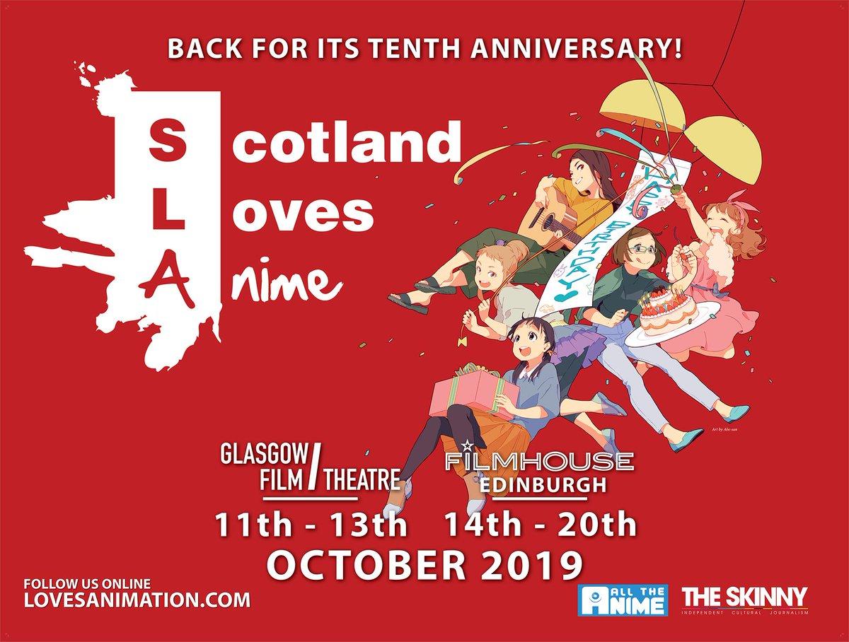 Scotland Loves Anime (@lovesanimation) | Twitter