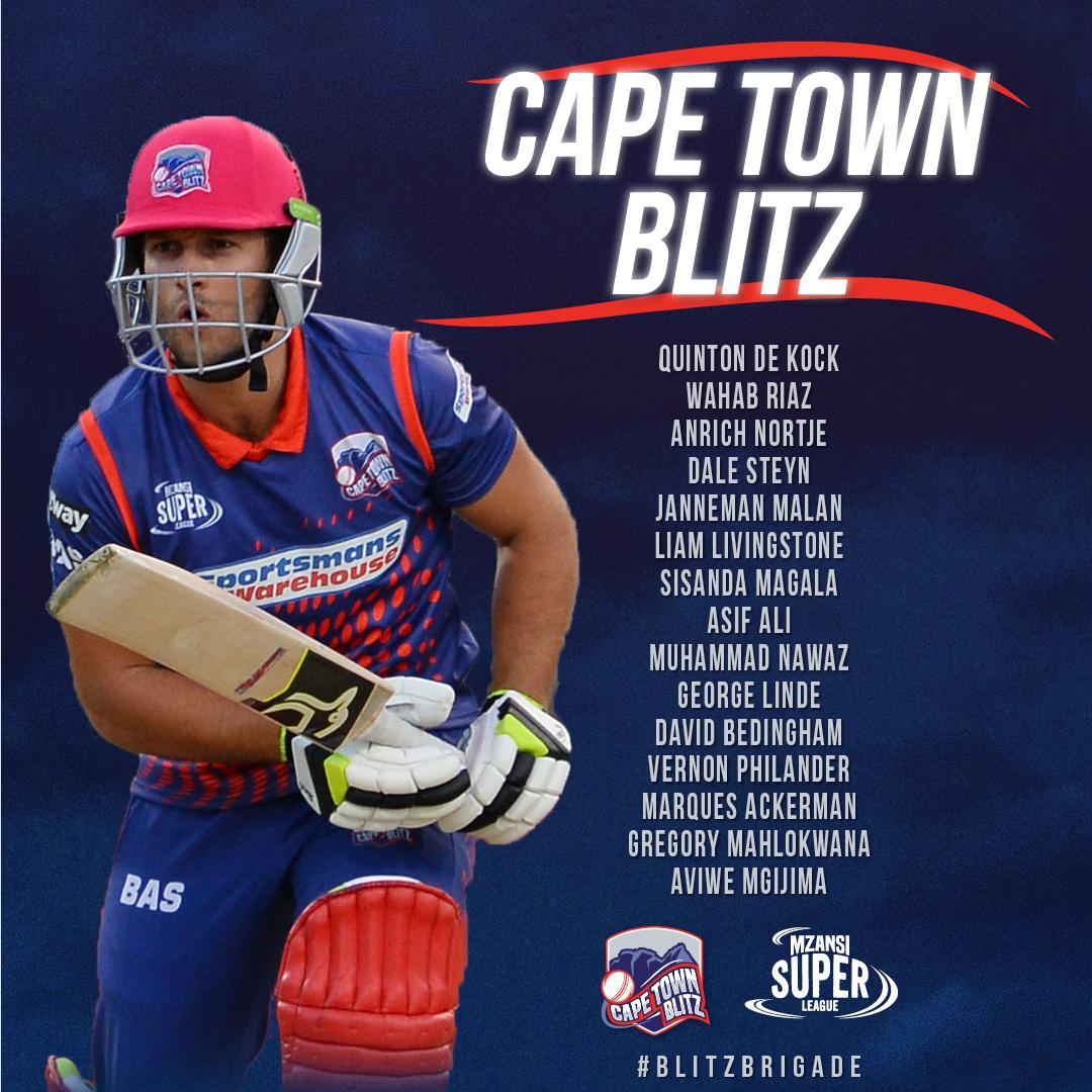 Cape Town Blitz (@CT_Blitz)   Twitter