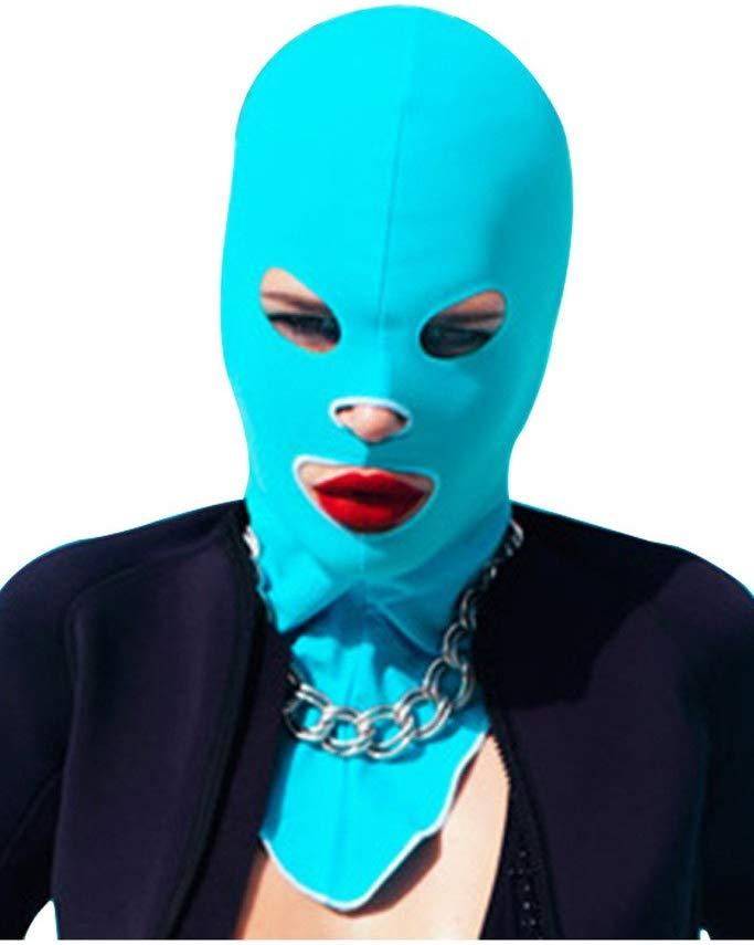 Facekini  #cursedpresents #cursed #facekini #swimsuit  https://www.amazon.com/dp/B01ADIEKMM/